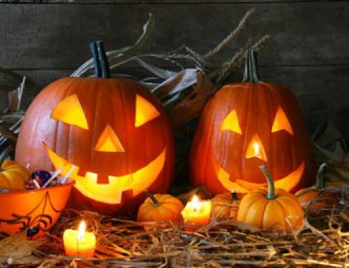Halloween – Kürbiscremesuppe