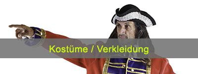 Kostüme / Verkleidung